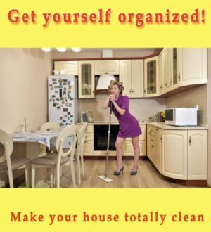 Κάντε το σπίτι να λάμπει από καθαριότητα