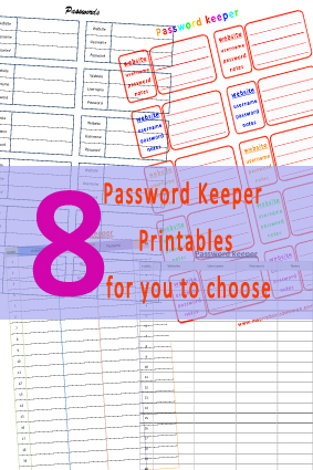 8 ways to keep your passwords