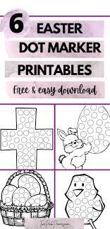 easter-dot-marker-printables